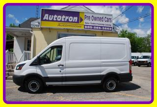 Used 2015 Ford Transit 150 MID ROOF, Loaded, Diesel for sale in Woodbridge, ON