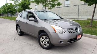 Used 2008 Nissan Rogue AWD, Auto, 3/Y warranty available. for sale in Toronto, ON