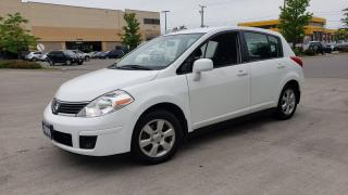 Used 2009 Nissan Versa Gas Saver, 4 Door, 3/Y warranty available. for sale in Toronto, ON