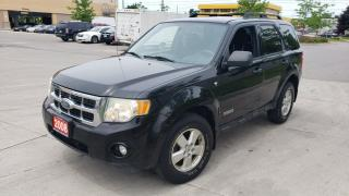 Used 2008 Ford Escape XLT,Low km, AWD, Auto, 3/Y warranty available for sale in Toronto, ON