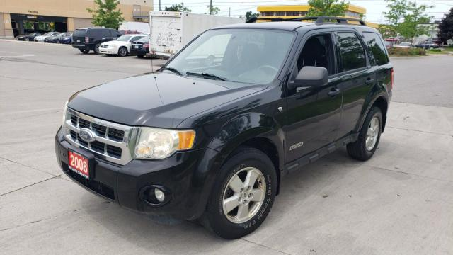 2008 Ford Escape XLT,Low km, AWD, Auto, 3/Y warranty available