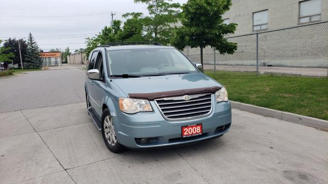 2008 Chrysler Town & Country Town&Country Touring, Leather, 3/Y warranty availa