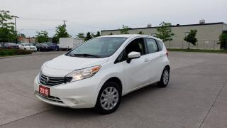 Used 2015 Nissan Versa Note Auto, 4 door, 3/Y warranty available. for sale in Toronto, ON