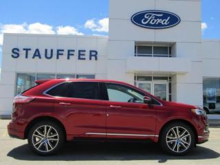 New 2019 Ford Edge Titanium for sale in Tillsonburg, ON