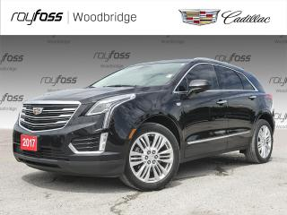 Used 2017 Cadillac XTS Premium Luxury AWD, SUNROOF, VENTED SEATS, NAV for sale in Woodbridge, ON
