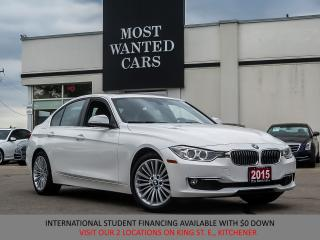Used 2015 BMW 328xi xDrive | LUXURY | NAVIGATION | CAMERA | XENON for sale in Kitchener, ON