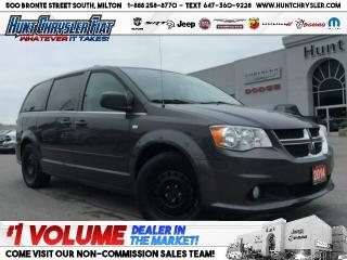 Used 2014 Dodge Grand Caravan 30TH | STOW N GO | DVD | PWR DOORS & MORE!!! for sale in Milton, ON