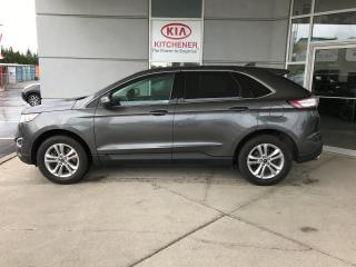 Used 2016 Ford Edge SEL - AWD for sale in Kitchener, ON