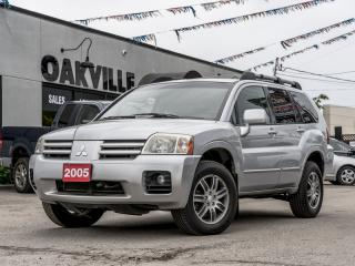 Used 2005 Mitsubishi Endeavor 4dr AWD Limited for sale in Oakville, ON