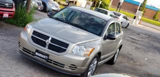 Used 2009 Dodge Caliber 4DR HB SXT for sale in Mississauga, ON