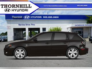 Used 2008 Mazda MAZDA3 GS for sale in Thornhill, ON