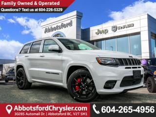 New 2019 Jeep Grand Cherokee SRT - Leather Seats for sale in Abbotsford, BC