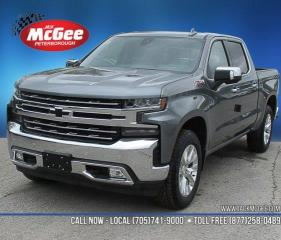 New 2019 Chevrolet Silverado 1500 LTZ for sale in Peterborough, ON