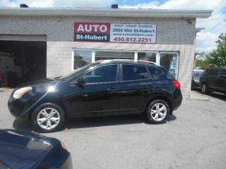 Used 2008 Nissan Rogue for sale in St-Hubert, QC