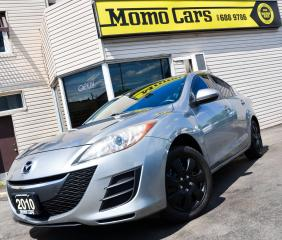 Used 2010 Mazda MAZDA3 GX! Power steering! AUX! for sale in St. Catharines, ON