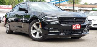 Used 2018 Dodge Charger SXT Plus for sale in Brampton, ON
