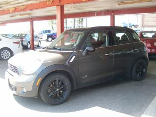Used 2013 MINI Cooper Countryman S ALL4 for sale in Saint John, NB