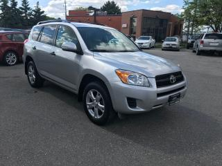 Used 2010 Toyota RAV4 AWD,4CYLENDERS,SAFETY+3YEARS WARRANTY INCLUDED for sale in Toronto, ON