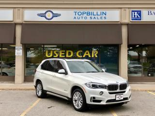 Used 2014 BMW X5 xDrive50i, 2 Years Warranty for sale in Vaughan, ON