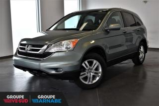 Used 2011 Honda CR-V EX AWD TOIT-OUVRANT - TRES BAS KM!!! for sale in St-Jean-Sur-Richelieu, QC