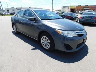 Used 2013 Toyota Camry LE for sale in Brampton, ON