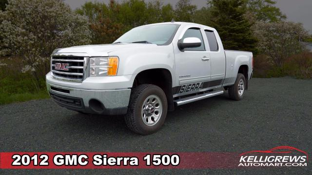 2012 GMC Sierra 1500 SL NEVADA EDITION