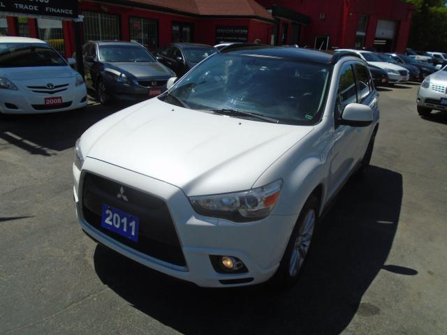 2011 Mitsubishi RVR GT / LOADED / LEATHER /ROOF / PUSH START/ ALLOYS /