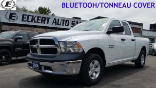 Used 2014 RAM 1500 ST/TONNEAU COVER for sale in Barrie, ON