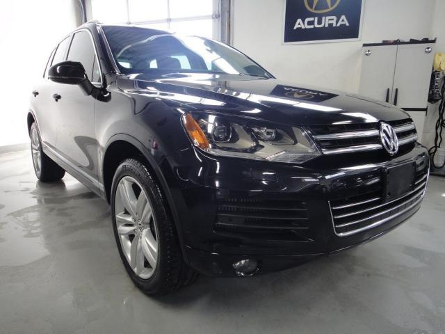 2012 Volkswagen Touareg Highline,FULLY LOADED,NO ACCIDENT,TDI