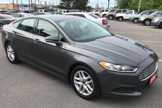 Used 2016 Ford Fusion ** BACKUP CAM, BLUETOOTH ** for sale in St Catharines, ON