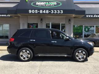 Used 2008 Acura MDX Tech/Pwr Tail Gate for sale in Mississauga, ON