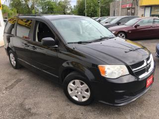 Used 2011 Dodge Grand Caravan SE/ STOW & GO/ PWR GROUP/ TINTED GLASS/ LOADED! for sale in Scarborough, ON