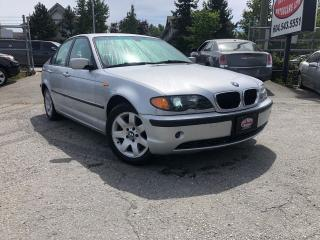 Used 2002 BMW 325i for sale in Surrey, BC