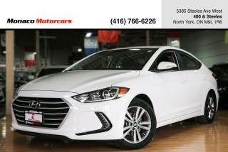Used 2017 Hyundai Elantra GL SEDAN - BACKUPCAM|BLINDSPOT|BLUETOOTH|ALLOYS for sale in North York, ON