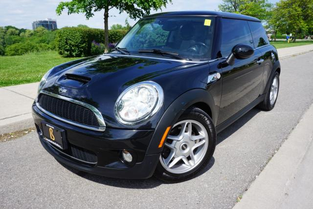 2009 MINI Cooper S - SUPER CLEAN / LOW KM'S / A BLAST TO DRIVE