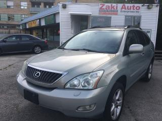 Used 2008 Lexus RX 350 Navigation/Backup Camera/Sunroof/Safety included for sale in Toronto, ON