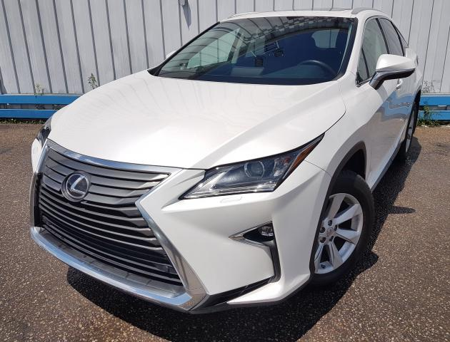 2016 Lexus RX 350 *LEATHER-SUNROOF* AWD