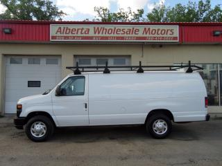 Used 2010 Ford Econoline E-350 for sale in Edmonton, AB