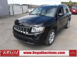 Used 2013 Jeep Compass Sport 4D Utility FWD 2.4L for sale in Calgary, AB
