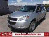 Photo of Silver 2012 Chevrolet Traverse
