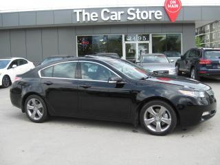 Used 2013 Acura TL SH-AWD w-Tech Pkg NAVI LEATHER BACKCAM SUNROOF for sale in Winnipeg, MB