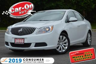 Used 2016 Buick Verano A/C POWER GROUP CRUISE ONSTAR ALLOYS for sale in Ottawa, ON