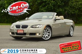Used 2008 BMW 328 i Hardtop Convertible 84, 000 KM LOADED for sale in Ottawa, ON