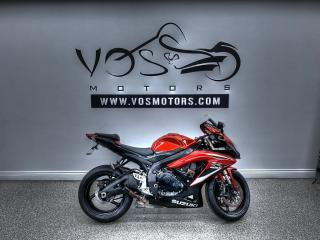 Used 2009 Suzuki GSX-R600 - No Payments For 1 Year** for sale in Concord, ON