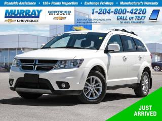 Used 2013 Dodge Journey SXT/Crew *Accident Free* for sale in Winnipeg, MB