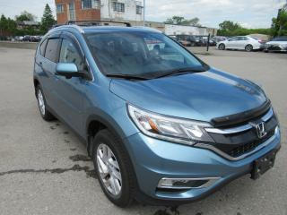 Used 2016 Honda CR-V for sale in Toronto, ON