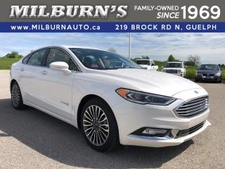 Used 2018 Ford Fusion Hybrid Titanium for sale in Guelph, ON