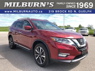 Used 2018 Nissan Rogue SL Platinum AWD for sale in Guelph, ON