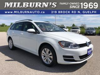 Used 2017 Volkswagen Golf Sportwagen Trendline for sale in Guelph, ON