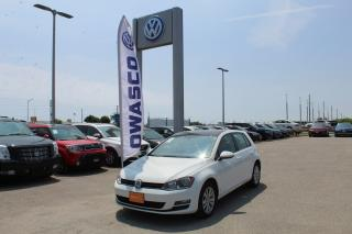 Used 2015 Volkswagen Golf 1.8 TSI Comfortline for sale in Whitby, ON